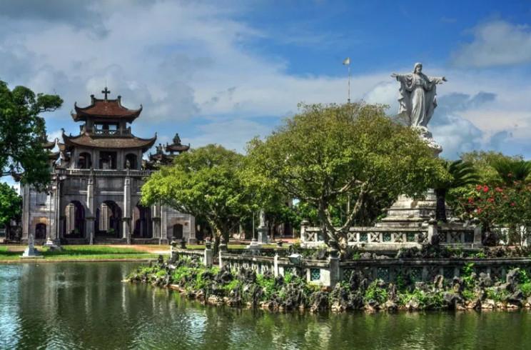 AChăn ga gối đệm Ninh Bìnhmenities tại Ninh Bình - quảng bá du lịch kim sơn