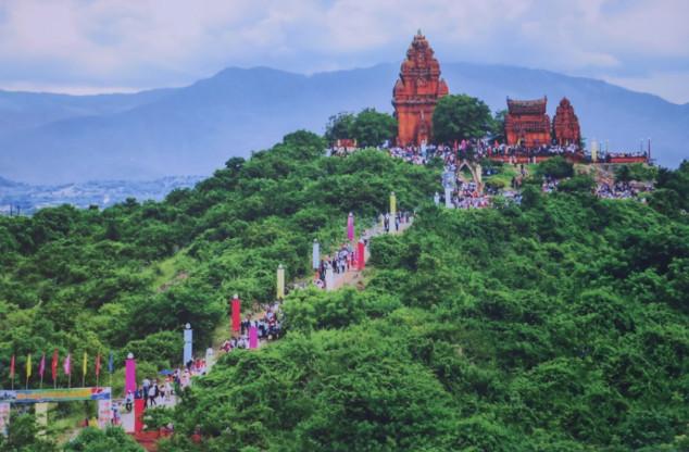 Chăn ga gối đệm Ninh Thuận