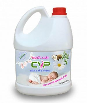 Nước giặt xả CVP