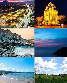 amenities tại phú yên - quảng bá du lịch