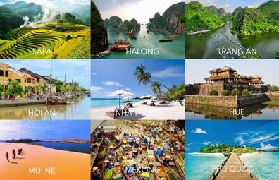 hình ảnh du lịch