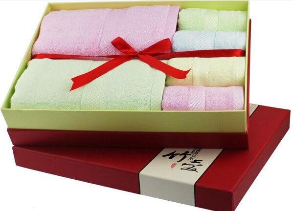 khăn quà tặng