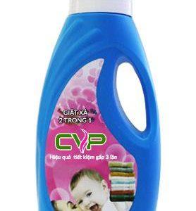 nươc giặt CVP