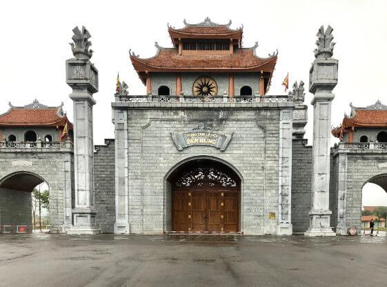 Chăn ga gối đệm Phú Thọ