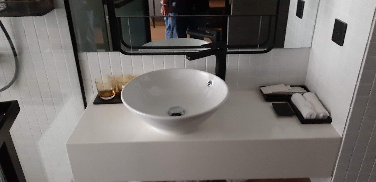 setup đồ dùng cá nhân - Amenities - vật dụng phòng vệ sinh khách sạn