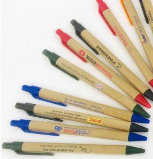 bút bi thân tái chế